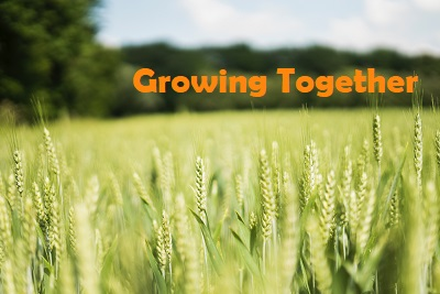 Growing Together – In Prayer